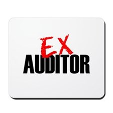 Ex Auditor Mousepad