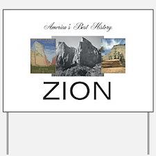 ABH Zion Yard Sign