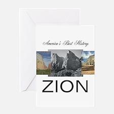 ABH Zion Greeting Card