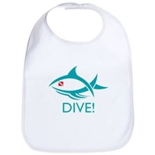 Dive! Tribal Fish Bib