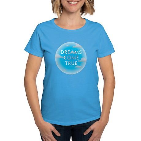 Dreams Come True Women's Dark T-Shirt