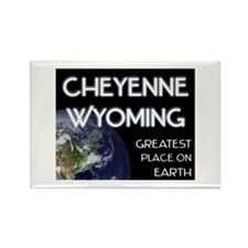 cheyenne wyoming - greatest place on earth Rectang