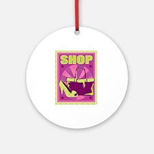 SHOP Ornament (Round)