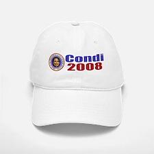 Condi 2008 Baseball Baseball Cap
