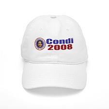 Condi 2008 Baseball Cap