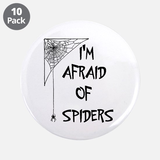 """HERE HE COMES! 3.5"""" Button (10 pack)"""
