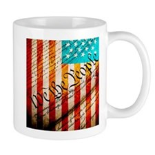 We The People Mug