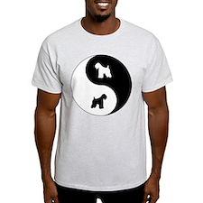Yin Yang Wheaten T-Shirt