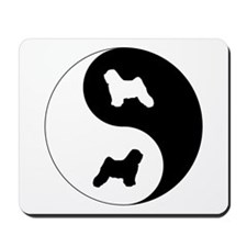 Yin Yang Tibetan Mousepad