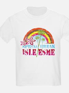 Unique Rainbow wolf T-Shirt