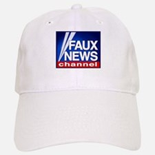 FAUX NEWS CHANNEL - Baseball Baseball Cap