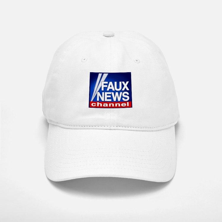 FAUX NEWS CHANNEL - Baseball Baseball Cap