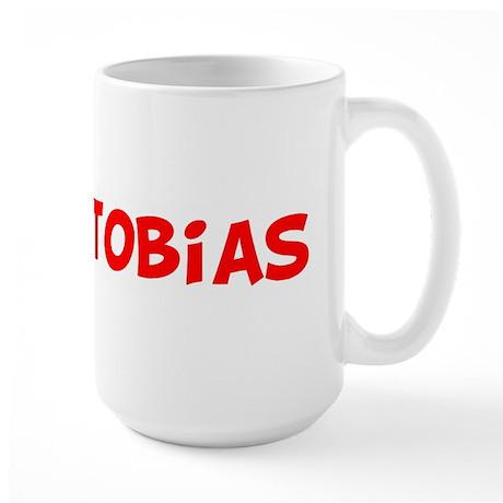 I love Tobias Large Mug