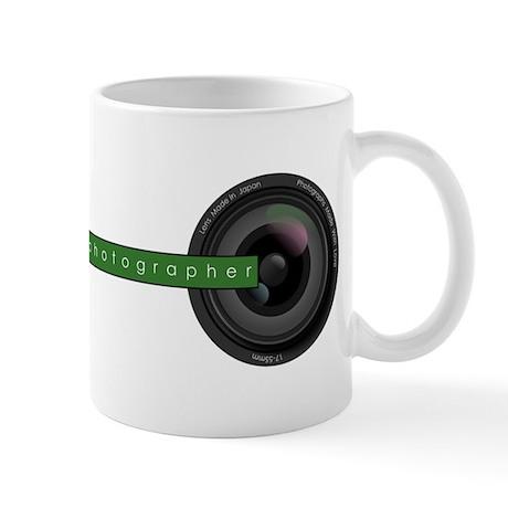 Photographer Mug