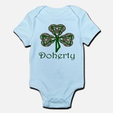 Doherty Shamrock Infant Bodysuit