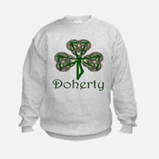 Doherty Shamrock Sweatshirt