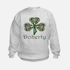 Doherty Shamrock Sweatshirt