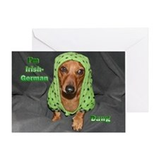 Irish-German Greeting Card