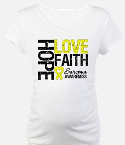 Sarcoma Hope Faith Shirt