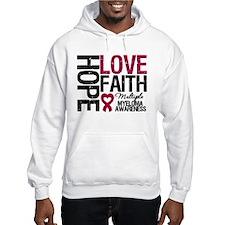 Multiple Myeloma Faith Hoodie