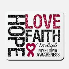 Multiple Myeloma Faith Mousepad