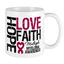 Multiple Myeloma Faith Mug