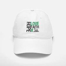 Liver Cancer Faith Baseball Baseball Cap