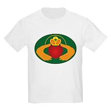 Green Claddagh T-Shirt