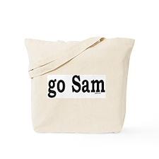 go Sam Tote Bag