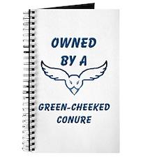 Green-cheeked Conure Journal