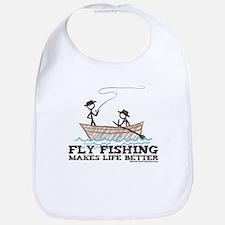 Fly Fishing Life Bib