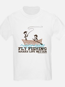 Fly Fishing Life T-Shirt