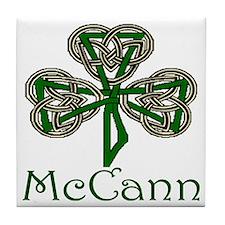 McCann Shamrock Tile Coaster