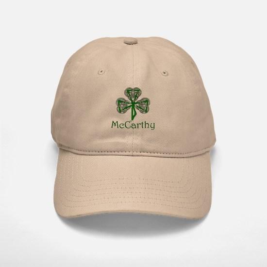 McCarthey Shamrock Baseball Baseball Cap