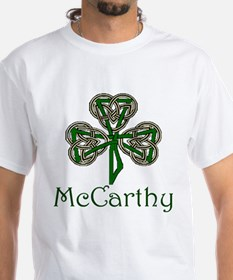 McCarthey Shamrock Shirt