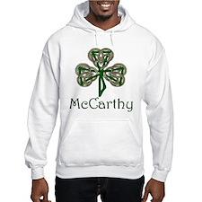 McCarthey Shamrock Hoodie