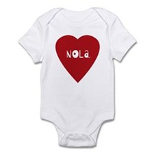 nola_heart Body Suit