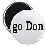 "go Don 2.25"" Magnet (10 pack)"