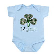 Ryan Shamrock Infant Bodysuit