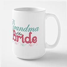 Grandma of the Bride Mug