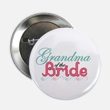 "Grandma of the Bride 2.25"" Button"
