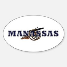 ABH Manassas Sticker (Oval)