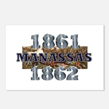 ABH Manassas Postcards (Package of 8)