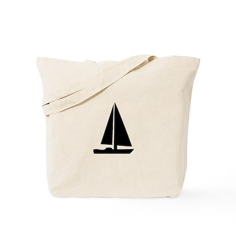 sail boat Tote Bag