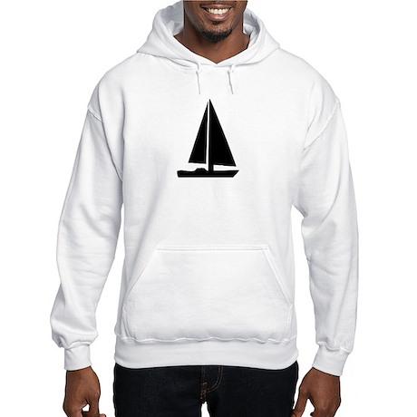 sail boat Hooded Sweatshirt