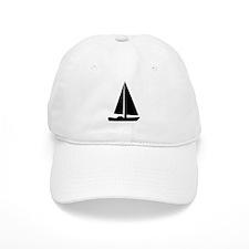 sail boat Baseball Cap