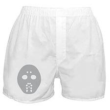 hockey mask Boxer Shorts