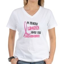 I Wear Pink For My Mother-In-Law 37 Shirt