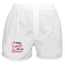 I Wear Pink For My Mother-In-Law 37 Boxer Shorts