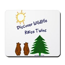 Discover Wildlife - Raise Twins